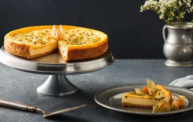 Cheesecake s marakujou