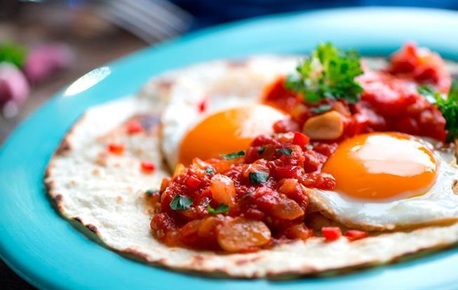 Vajcia na španielsky spôsob