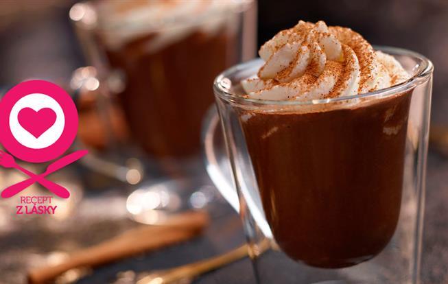 Horúca korenistá čokoláda
