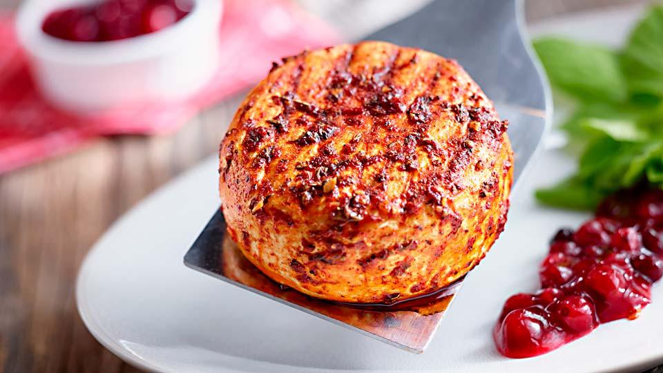Grilovaný Camembert