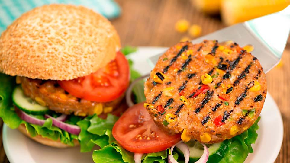 Grilovaný texaský burger