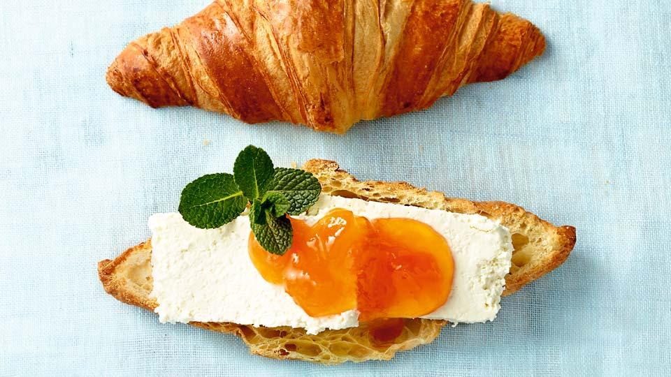 "Croissant ""Parížanka"""