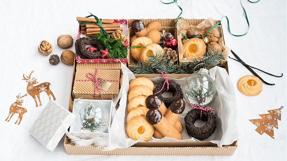 Vianočné pečivo na 3 spôsoby