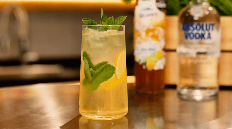 Vlčia limonáda baza - citrón